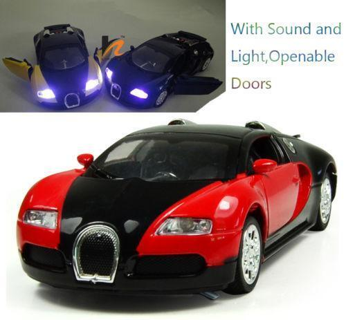 bugatti toy car ebay. Black Bedroom Furniture Sets. Home Design Ideas
