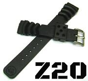 20mm Rubber Watch Band