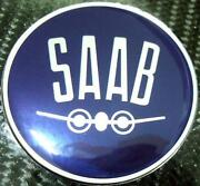 Saab Boot Badge