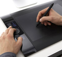 Wacom Intuos 4 Large - Out of box