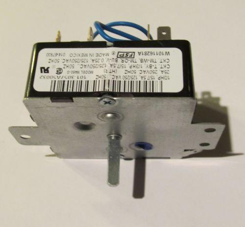 whirlpool dryer thermal fuse whirlpool dryer timer