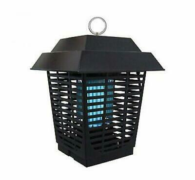 Electric Insect Killer Bug Zapper 1-½ Acre Mosquito Fly Bugs Outdoor Lamp Home