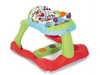 Mamas and Papas 3 in 1 Walker (Barely Used)
