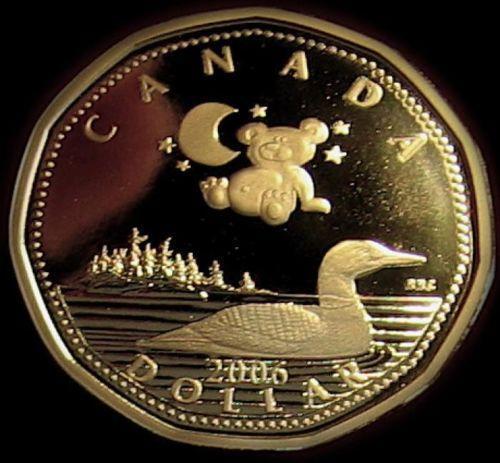 Canada Loonie Ebay