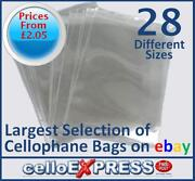 Large Cellophane Bags
