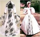 Chiffon Victorian Fancy Dresses