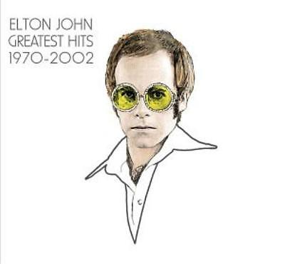 John  Elton   Elton John   Greatest Hits 1970 2002 Cd