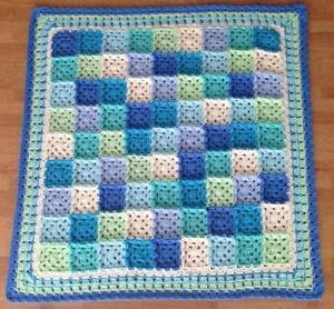 Crochet Baby Blankets Ebay