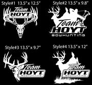 Hoyt Decal
