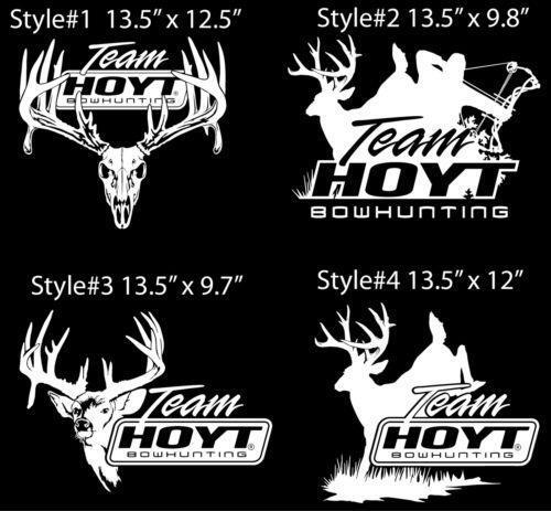 Hoyt Decal Ebay
