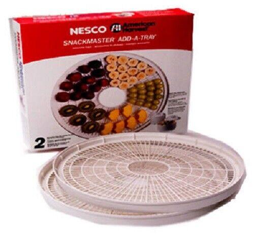 NESCO AMERICAN HARVEST ADD A TRAY  FOR FOOD DEHYDRATOR #FD-3