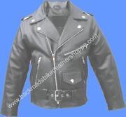 Boys Biker Jacket