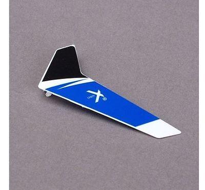 Blade MSR BLH3020 Blue Vertical Fin RC Heli Spares