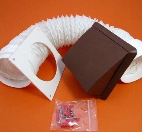 dunstabzugshaube entl ftung kit 100mm k che entl ftung l fter neu ebay. Black Bedroom Furniture Sets. Home Design Ideas