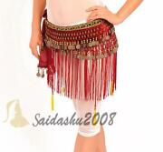 Belly Dance Fringe Belt