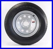 14 Trailer Wheel Tire
