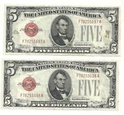 1928 2 Dollar Bill
