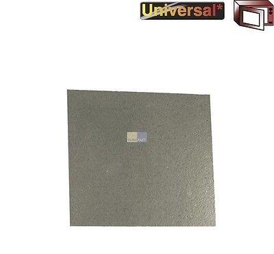 zuschneidbare Glimmerscheibe Hohlleiterabdeckung 150x150mm Mikrowellen-Austritt