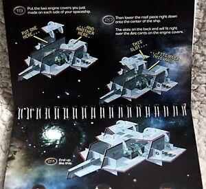 NEW - How to Build Spaceships - from Scholastic Books/Klutz Kingston Kingston Area image 2