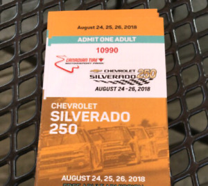 Nascar truck weekend pass tickets