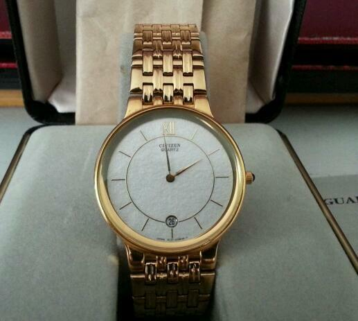 Citizen quarter ladies watch, original