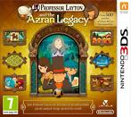 Professor Layton and the Azran Legacy (Engelstalig) (Nint...
