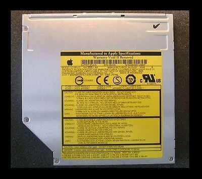Panasonic Apple Dual Layer SuperDrive UJ-85JCA Power Mac iMac Powerbook -