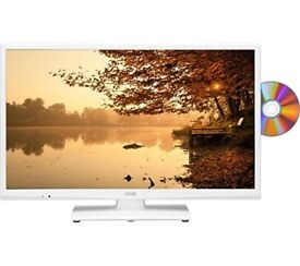 LOGIK 24 INCH TV WITH DVD PLAYER
