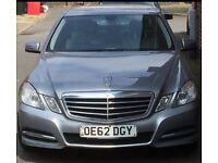 Mercedes Benz E Class 2.2 Diesel/Hybrid Auto Full History 1-owner Mint-Cond HPI Clear PCO (optional)