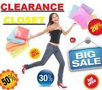 Clearance Closet Omaha