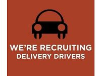 DELIVERY DRIVERS REQUIRED IN EDINBURGH | IMMEDIATE STARTS AVAILABLE