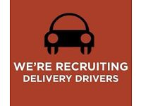 DELIVERY REQUIRED IN EDINBURGH | IMMEDIATE START AVAILABLE