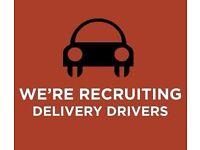 Pizza Delivery Driver Needed in Chellaston - M/W plus Tips & Mileage