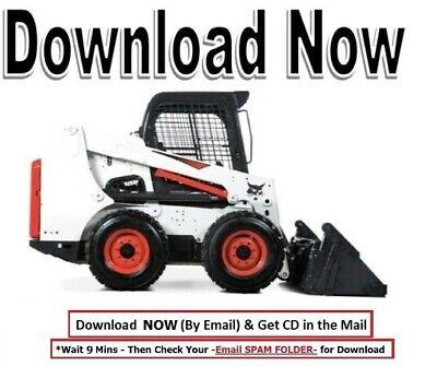 Bobcat 773 Skid Steer Loader Workshop Service Repair Parts Manual