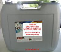 (gp:2,69€/l) 20 Litri 10w-40 Basso Attrito Olio Motore Sae 10w40 Universale -  - ebay.it