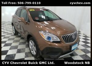 2016 Buick Encore CX AWD - Power Seat, XM & Rear Camera