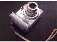 Canon Powershot A540 Digital Camera & 2GB SDD