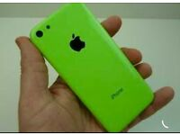 I phone 5c as new on ee
