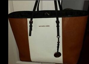 Large Jet Set Tote by Michael Kors