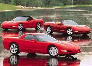 LOOKING FOR A C5 CORVETTE