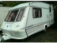 Elddis 1996 2 berth in mint condition with awning and moter mover