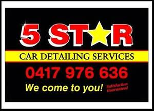 5 Star Car Detailing Perth Perth City Area Preview