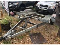 Car Transporter Trailer up to 2.5 tonne