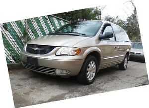 2002 CHRYSLER TOWN & COUNTRY LXi SAFETY & E-TEST INCLUDED
