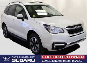 2018 Subaru Forester Touring | XMODE | AWD | HEATED SEATS | SUNR