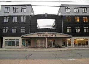 FURNISHED THEATRE LOFTS ONE BR & DEN AVAILABLE FOR SEPTEMBER