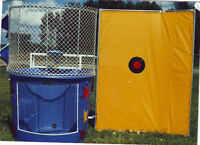 Dunk Tank and Carnival Game Rentals