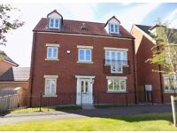 4/5 bedroom 3 storey Bellway detached house