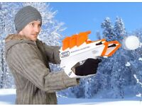 XMAS: ARTIC FORCE TRIPPLE SNOWBALL BLASTER - Perfect Christmas present STILL BOXED