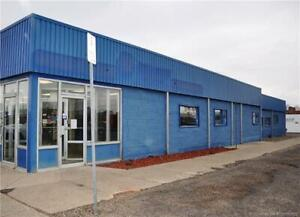 Downtown commercial with high visibility and versatility